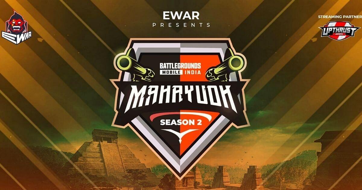 EWar BGMI Mahayudh Season 2 Announced Featuring INR 1.5 Lakhs Prize Pool
