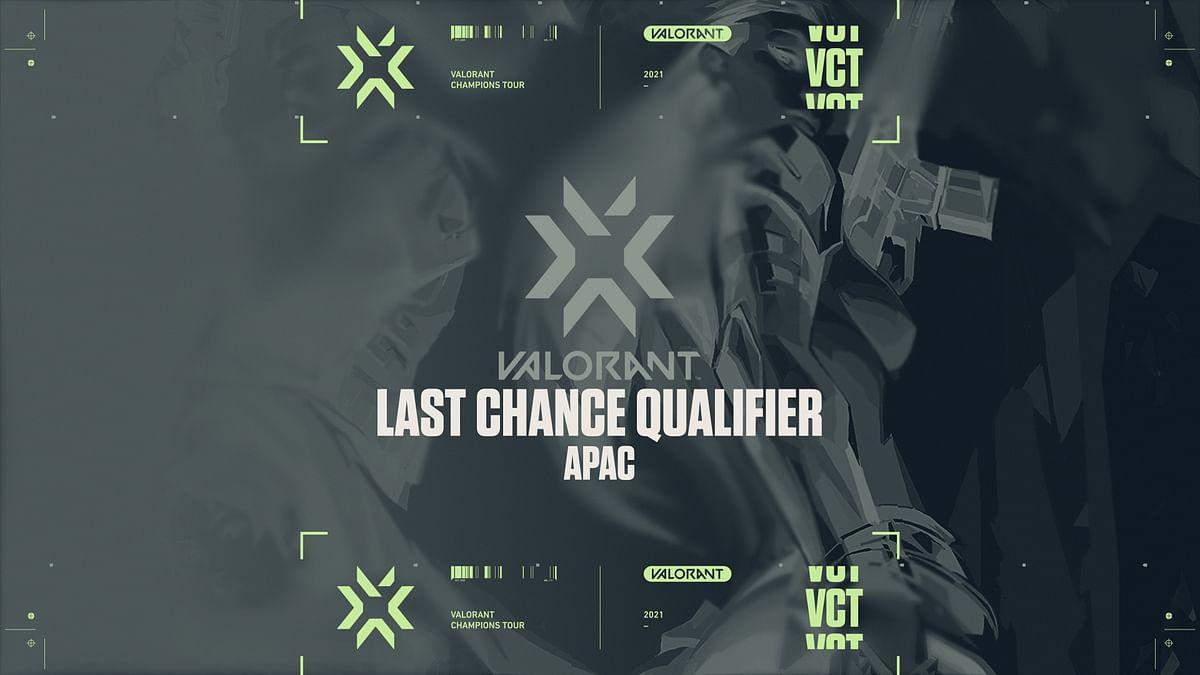 Valorant Champions Tour APAC LCQ