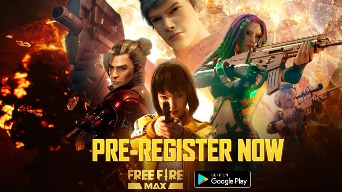 Free Fire Max Pre-Registrations Goes Live For Android Users On Play Store