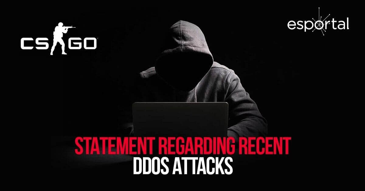 Suspect Caught for DDoS Attacks On CSGO Matchmaking Platform, May Face Prison Sentence