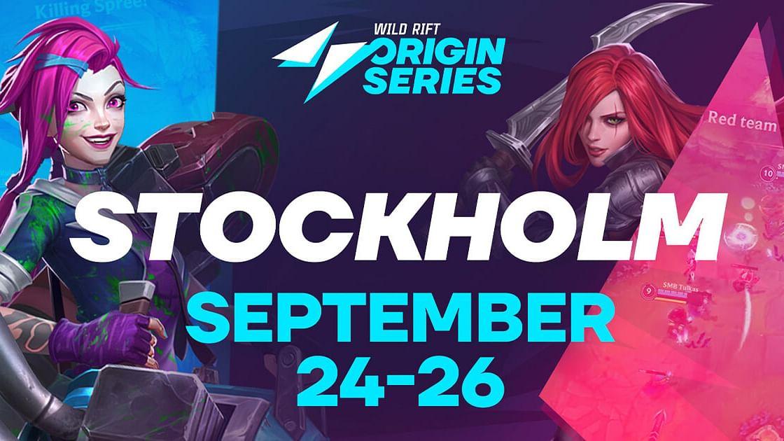 Wild Rift Origin Series Championship 2021: Teams, Schedule, Format, Where to Watch