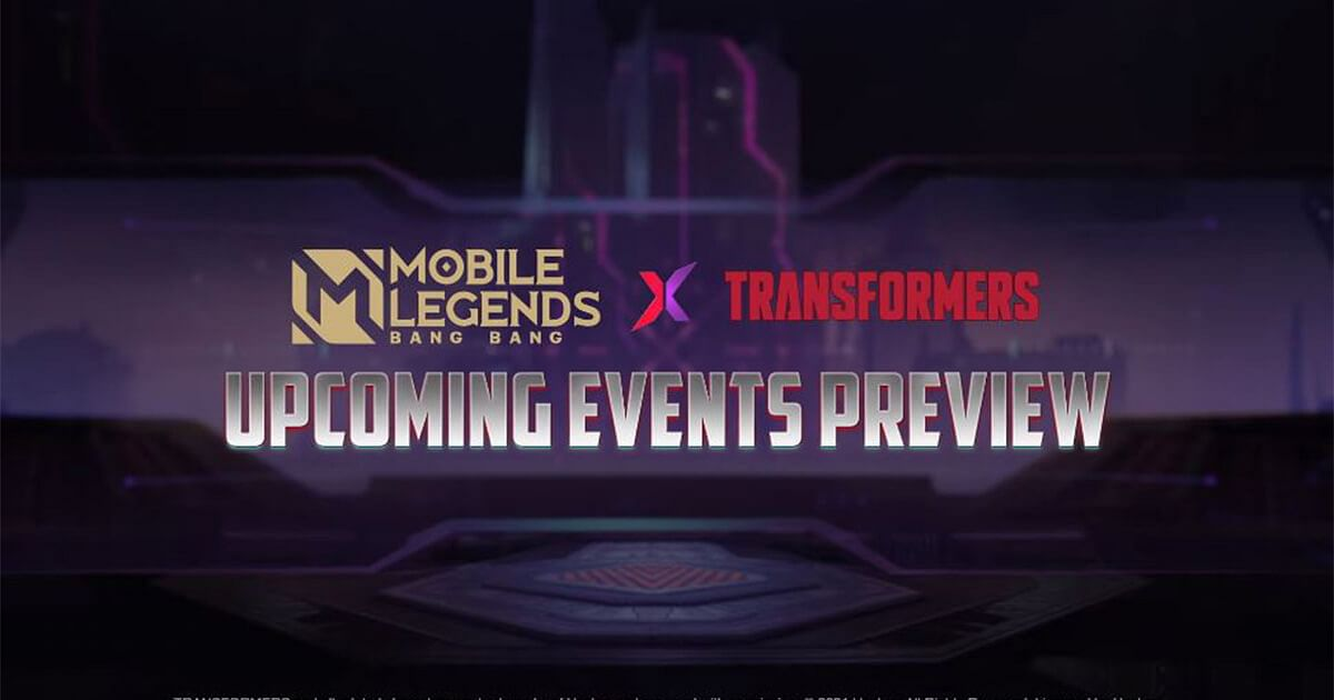 Mobile Legends x Transformers: All Events Revealed