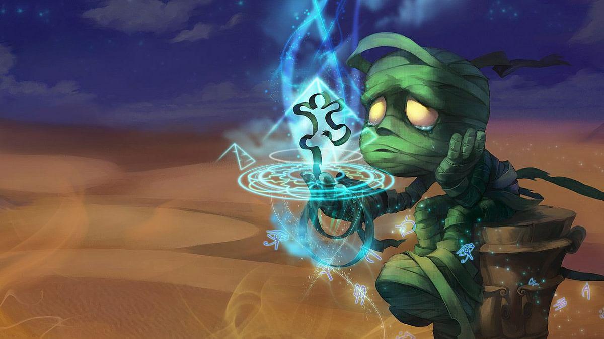 League of Legends Amumu