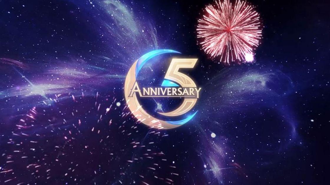 Mobile Legends 5th Anniversary Event Teaser Revealed