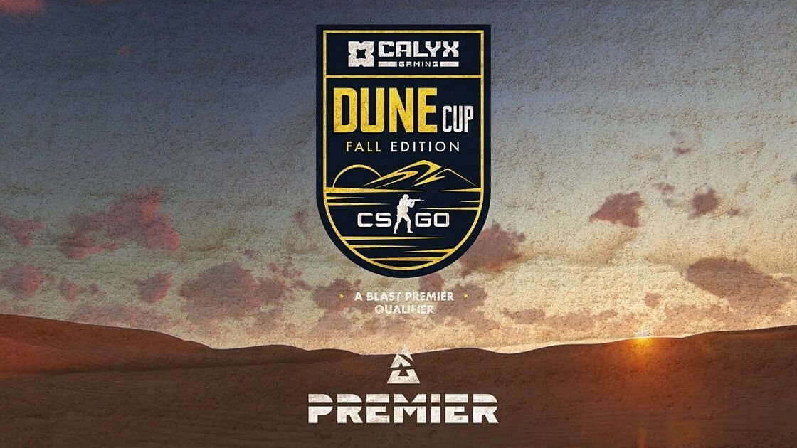 Calyx Dune Cup Fall Edition Announced As MENA Qualifier For BLAST
