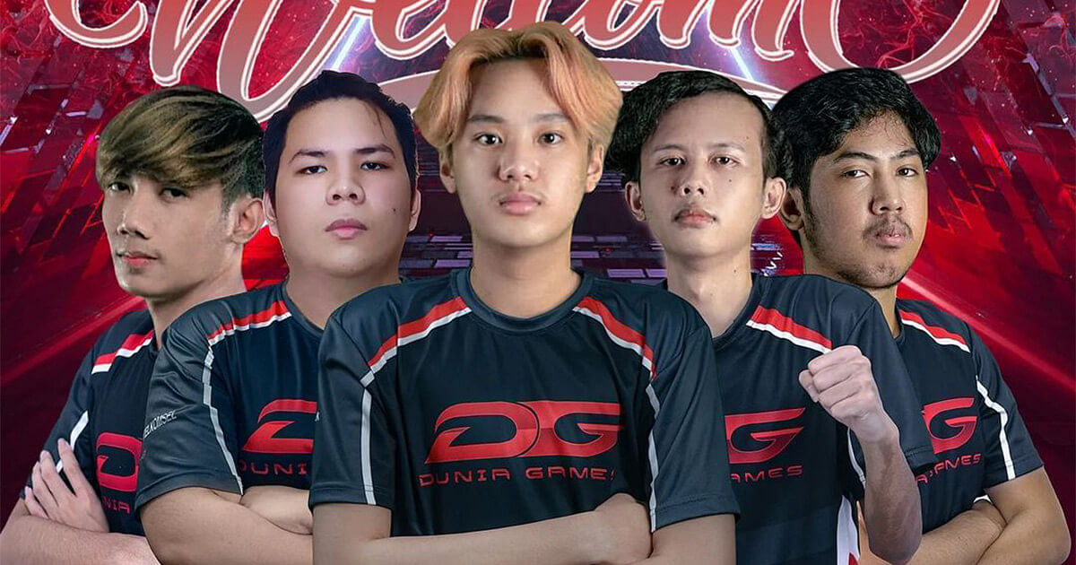 DG Esports announces Wild Rift roster