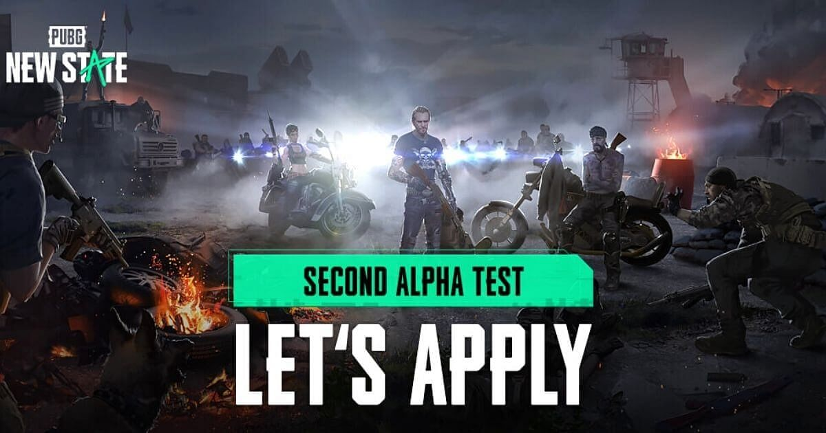 PUBG New State Announces Second Alpha Test For Asia, MENA, And Turkey