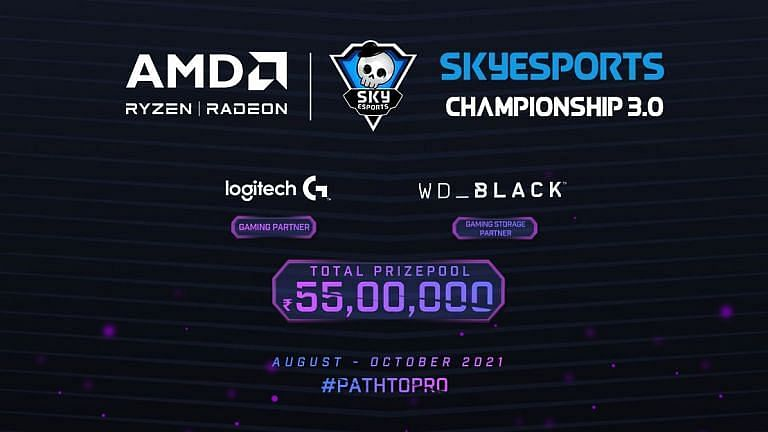AMD Ryzen Skyesports Championship