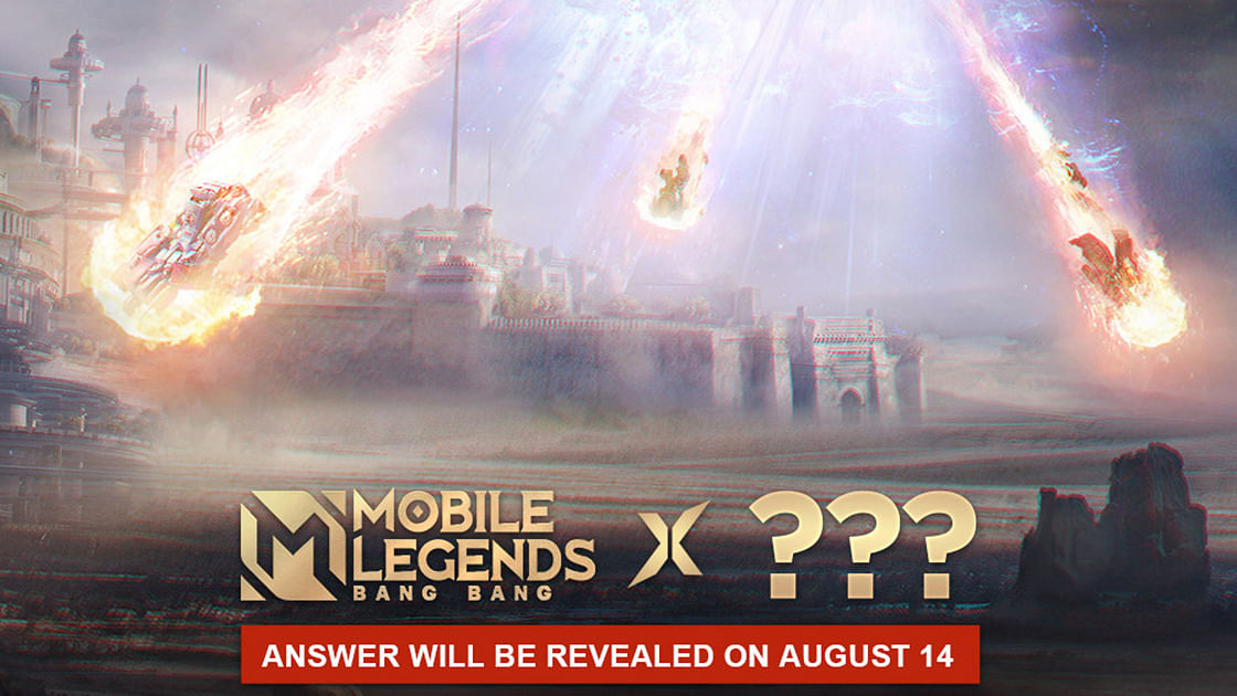 Mobile Legends Teases Upcoming Collaboration Event