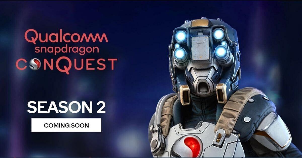 Qualcomm Announces Snapdragon Conquest Season Two Free Fire Pro Series