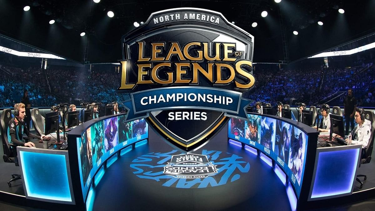 League of Legends LCS NA