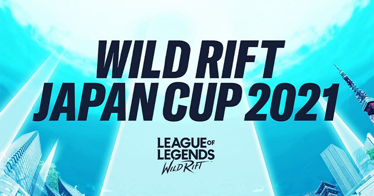 Wild Rift Japan Cup 2021 Group Stage Details Revealed