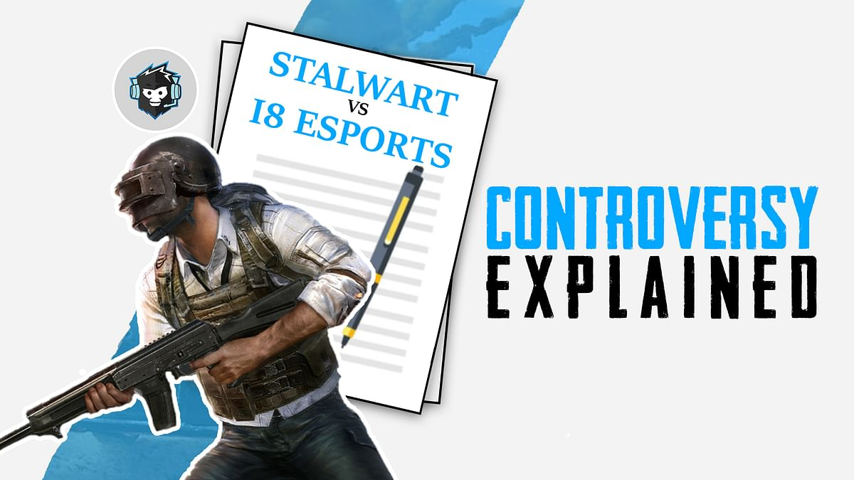 PUBG Mobile Controversy Explained Stalwart Esports And I8 Esports