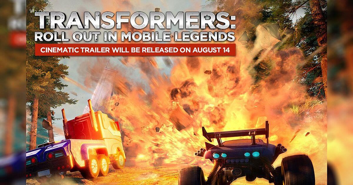 Moonton Confirms Mobile Legends x Transformers Collaboration Event