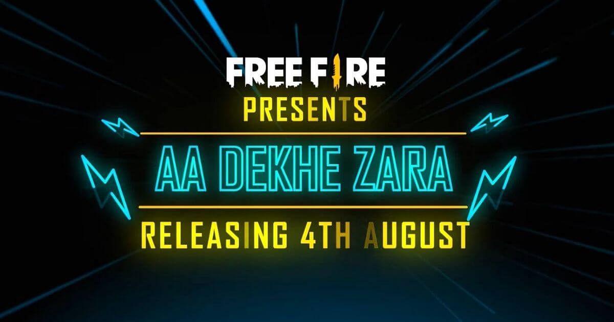 Free Fire India Releases Trailer Of Latest Upcoming Series Aa Dekhe Zara