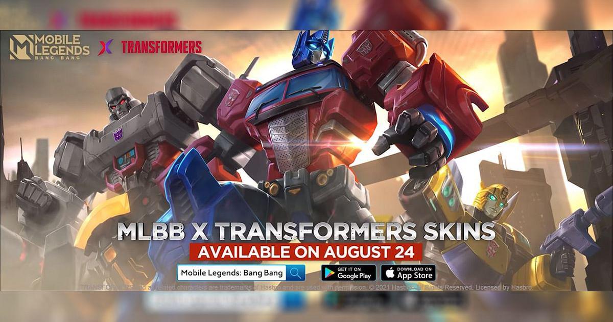 Mobile Legends x Transformers Collaboration Trailer Revealed