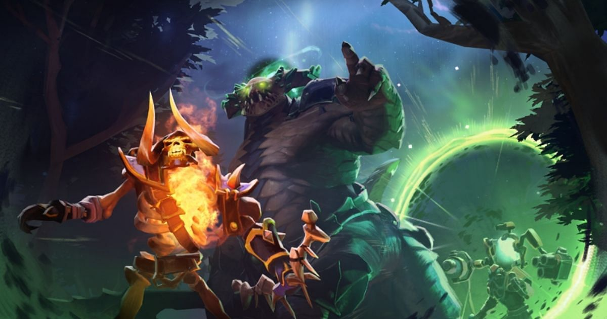Dota 2 patch 7.30 is live