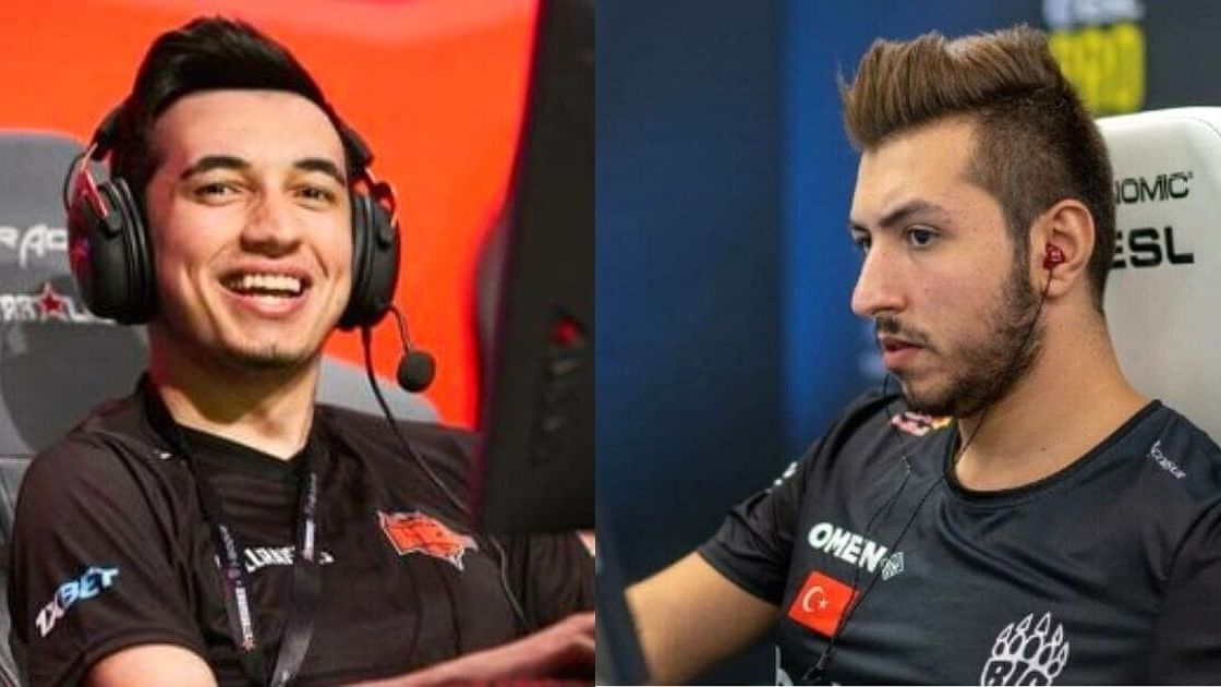 Turkish CS:GO Dream Team Consisting Of Woxic, Xantares Reportedly In The Works