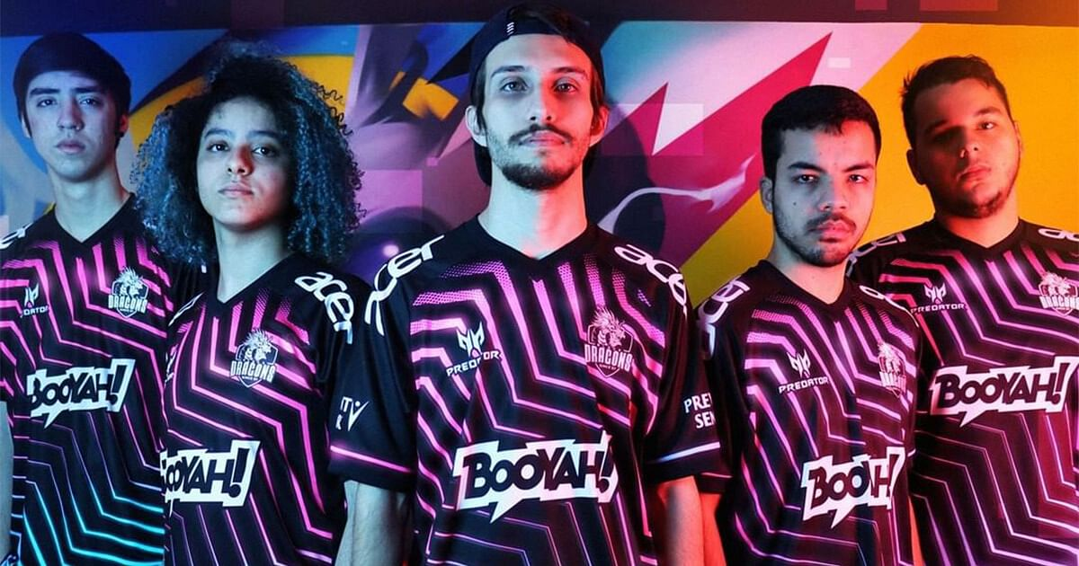 Black Dragons Unveils Wild Rift Roster