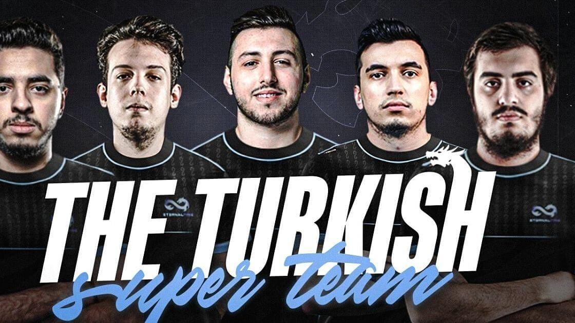 Turkish CS:GO Super Team Officially Announced As Eternal Fire