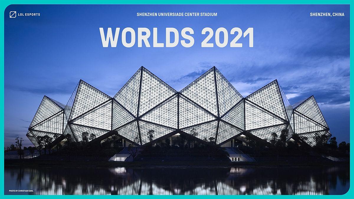 League of Legends Worlds 2021