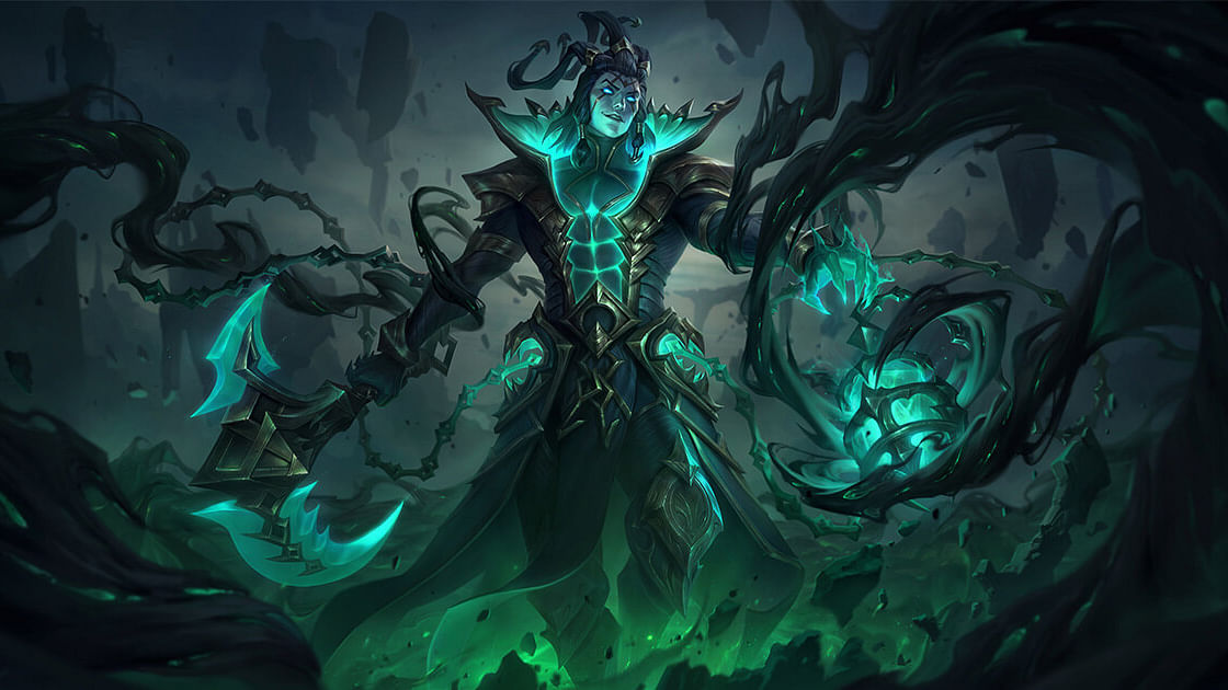 New Wild Rift Champion Thresh Released With Short Cinematic Video and New Look