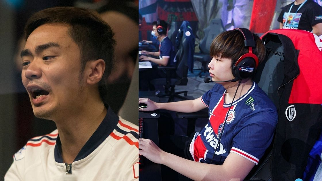 Psg Lgd Coach Xiao8 To Stand In For Nothingtosay In The Esl One Fall 2021