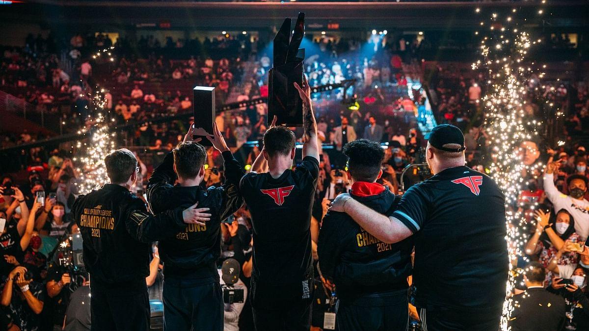 Atlanta FaZe Call of Duty League 2021