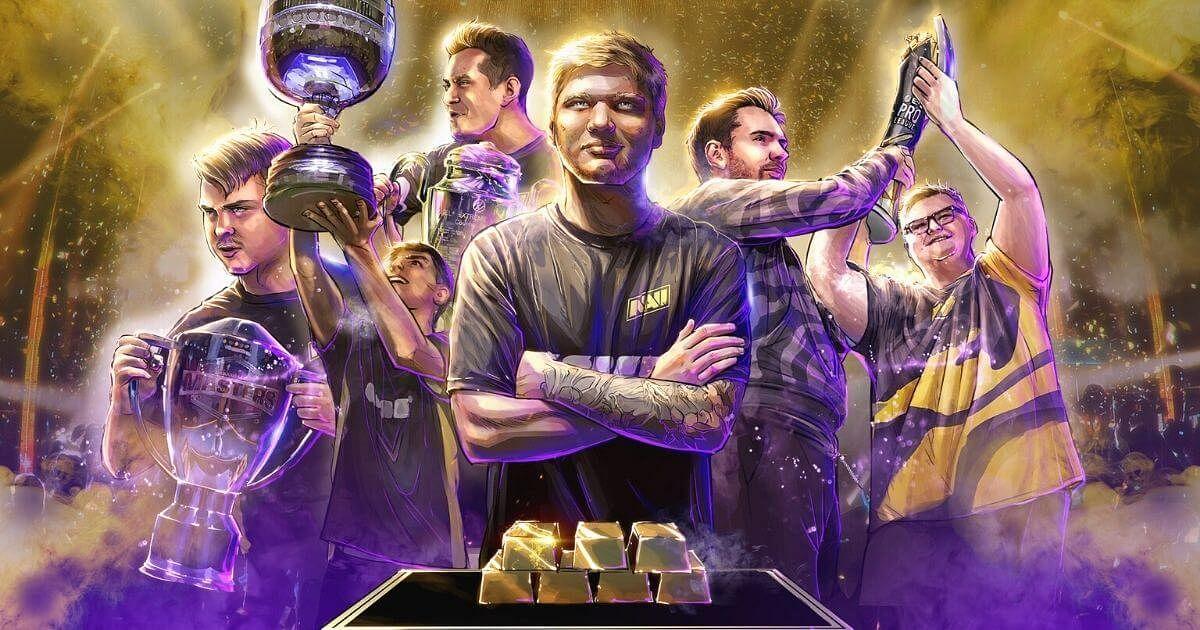 ESL Releases Frag Movie Dedicated To NAVI For Winning IGS Season 3