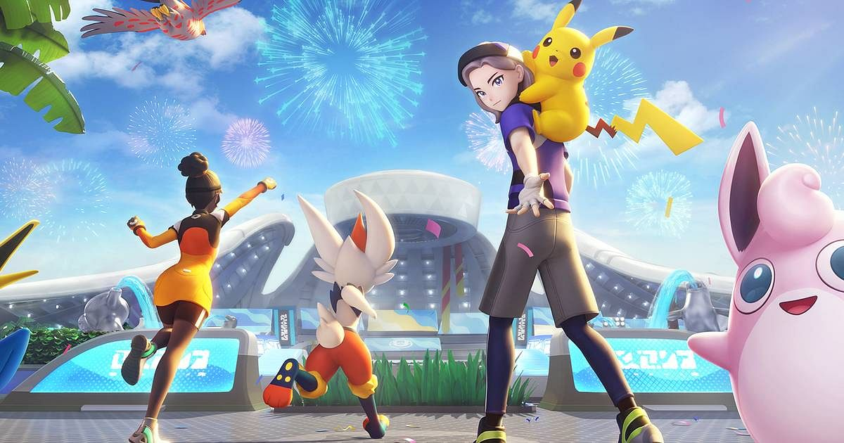Pokémon UNITE Patch 1.2 Full Notes and Updates