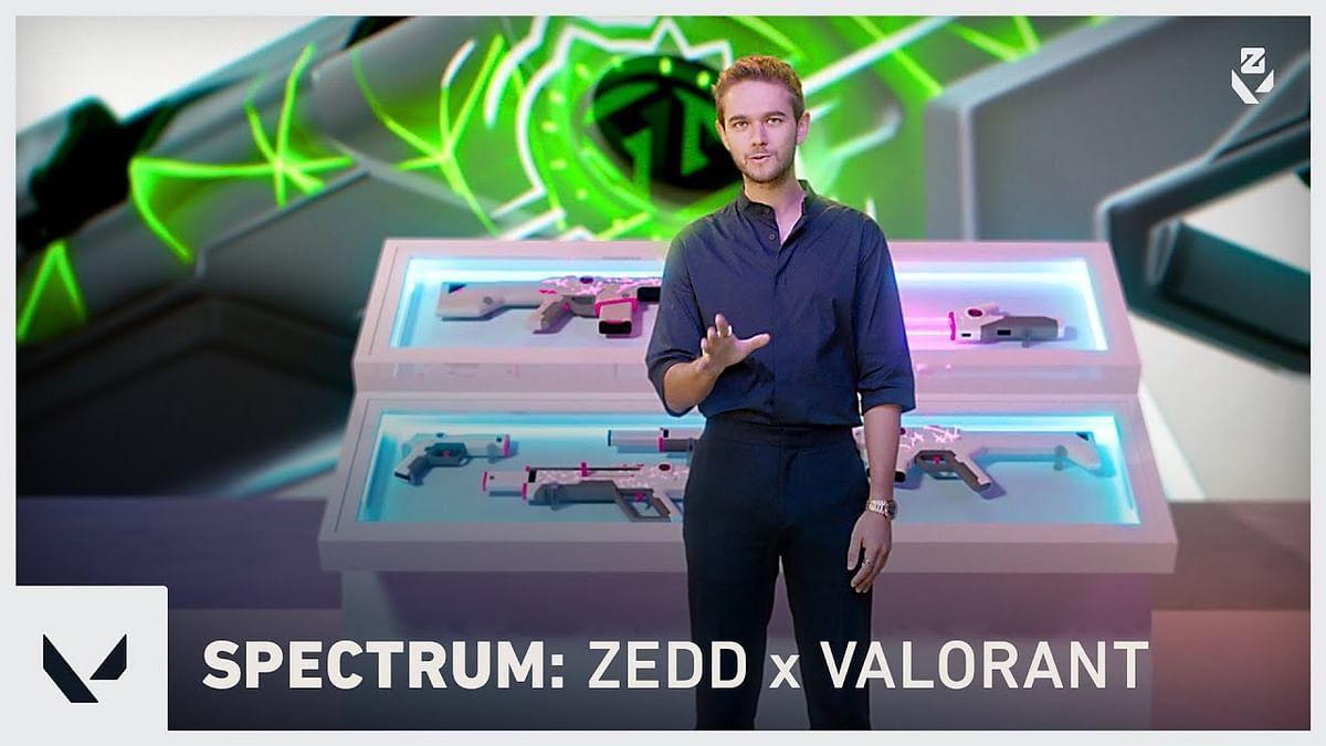 Zedd X Valorant