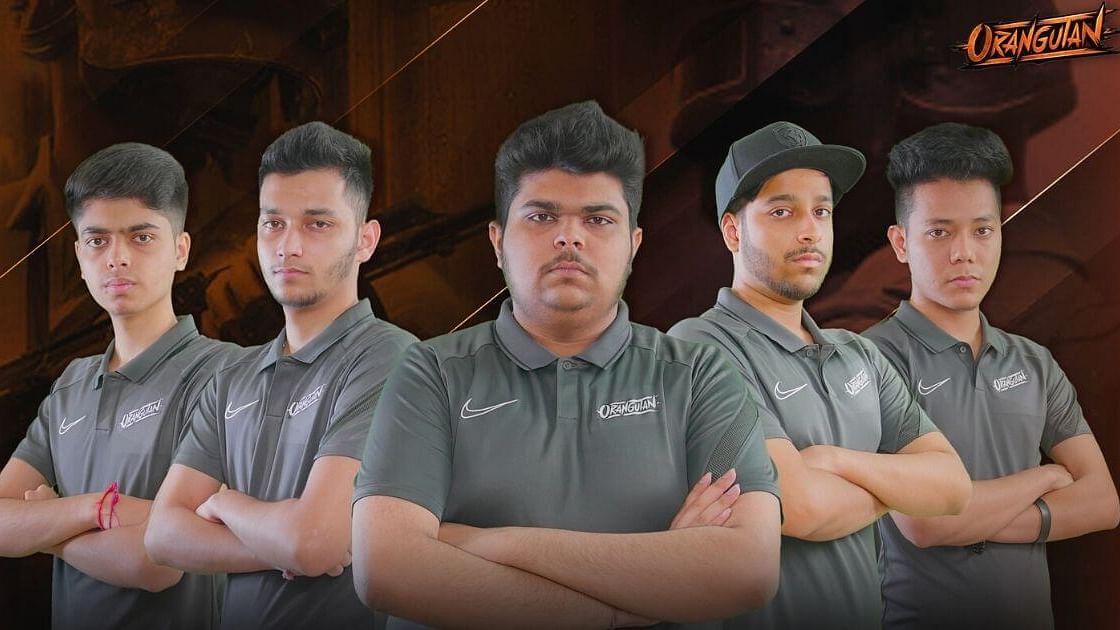 Orangutan Gaming Enters Competitive BGMI, Announces New Roster