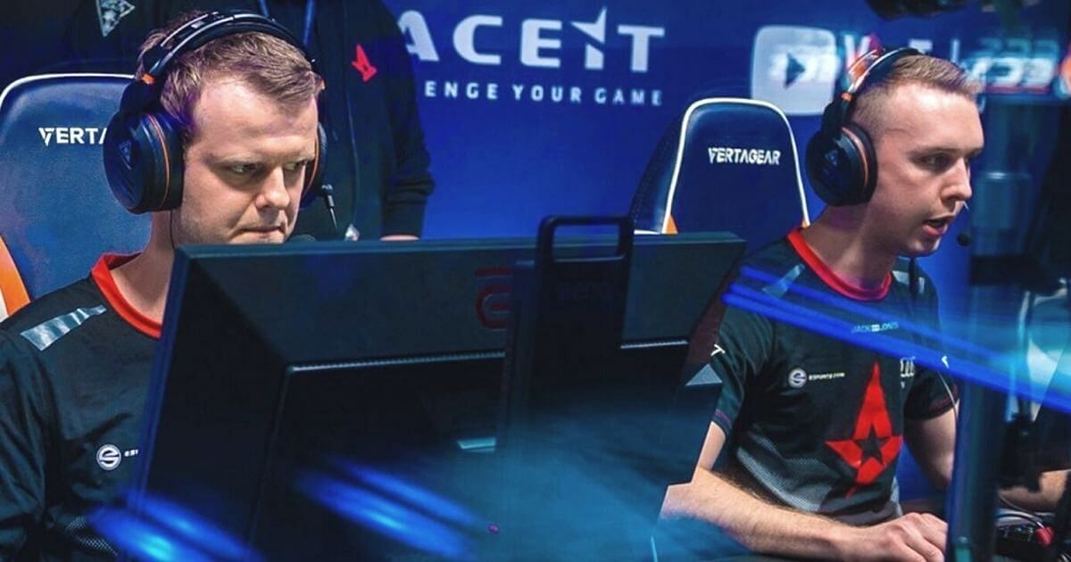 Xyp9x To Replace Gla1ve On Astralis CS:GO Roster For Blast Premier Fall Groups