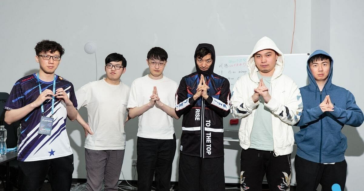 Team Aster Players at WePlay AniMajor