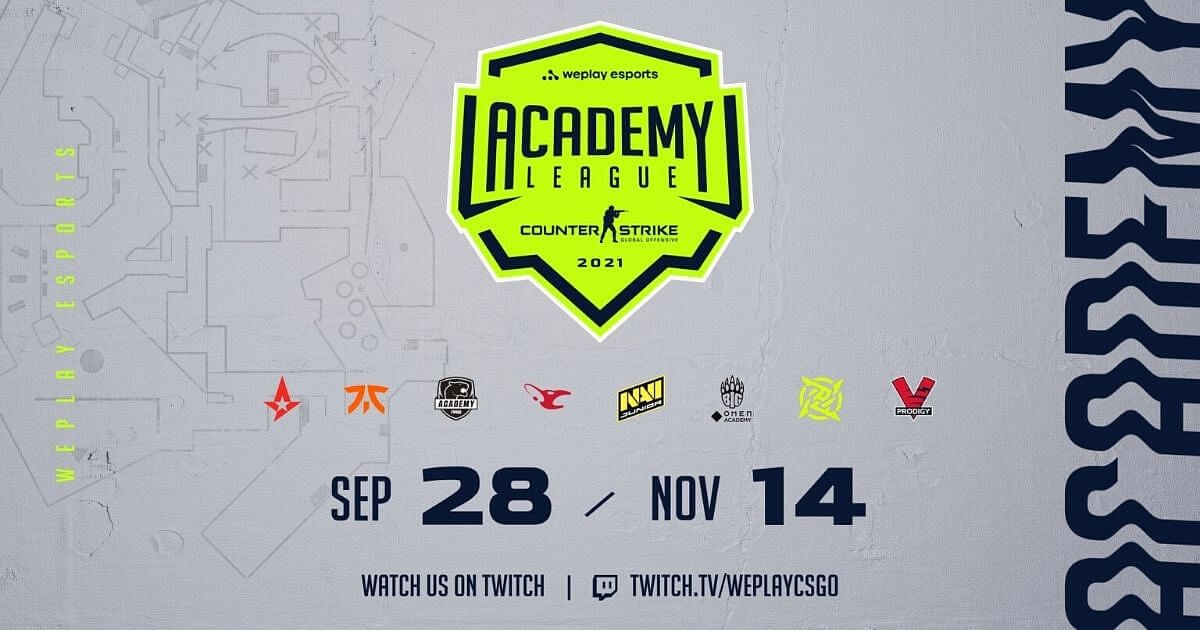 WePlay Academy League Season 2 Announced Featuring $100,000 Prize Pool