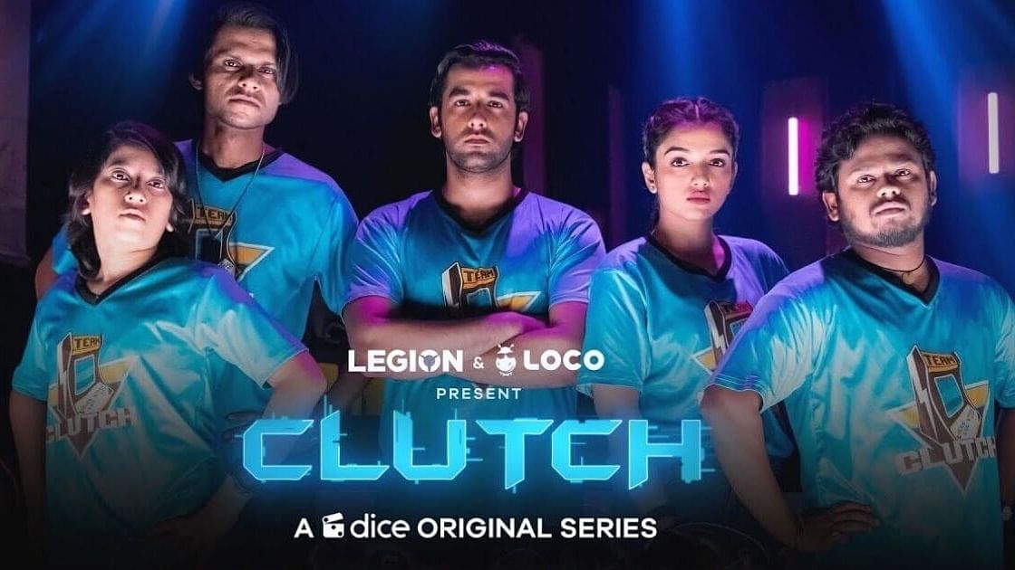 Dice Media Drops Trailer Of Indian Web Series Clutch Based On Esports