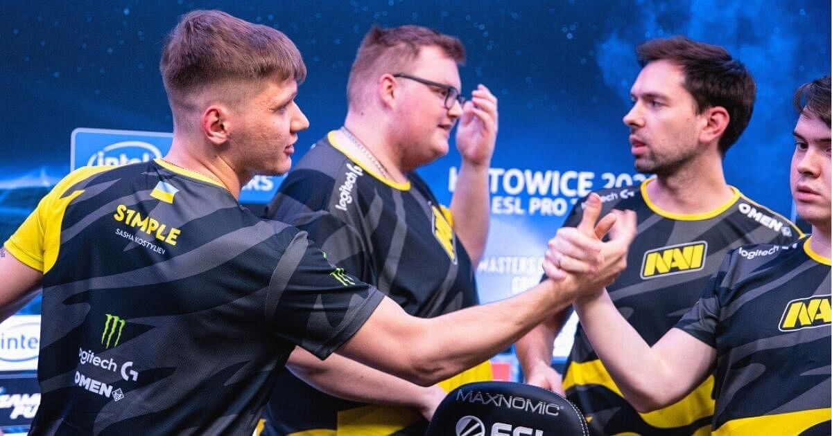 NAVI First CS:GO Team From CIS To Qualify For PGL Major Stockholm 2021