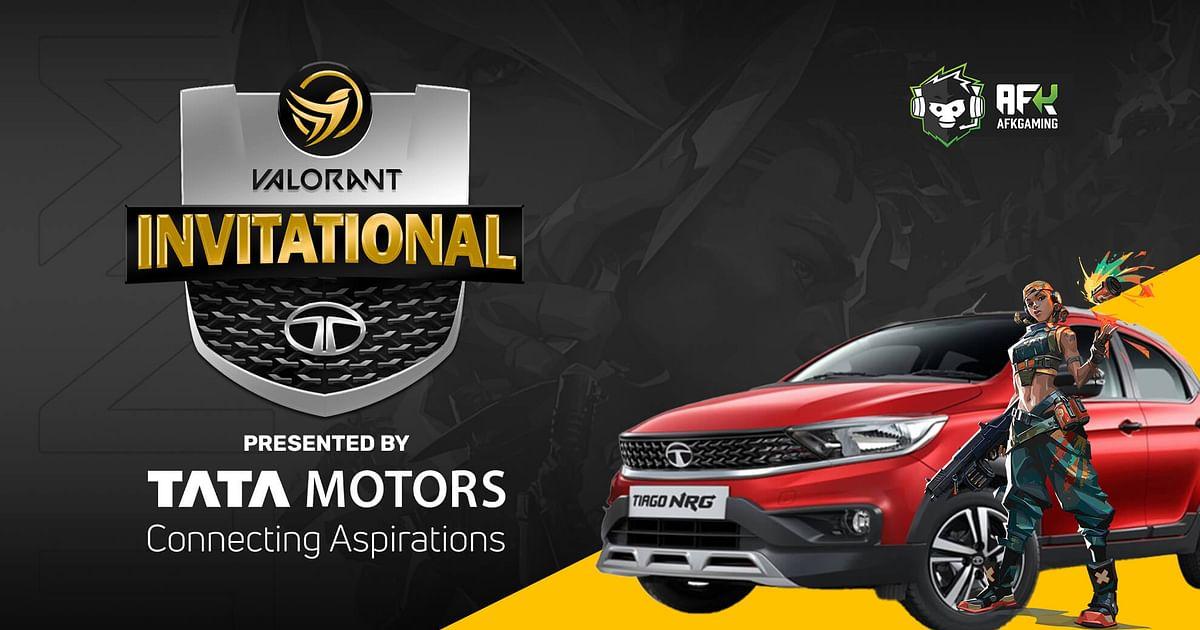 Tata Motors Enters Indian Esports Via Yuvin Valorant Invitational