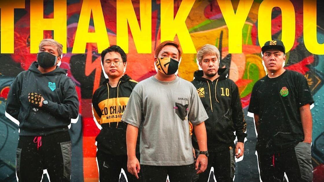 Bren Esports Valorant Lineup Part Ways With The Filipino Organization