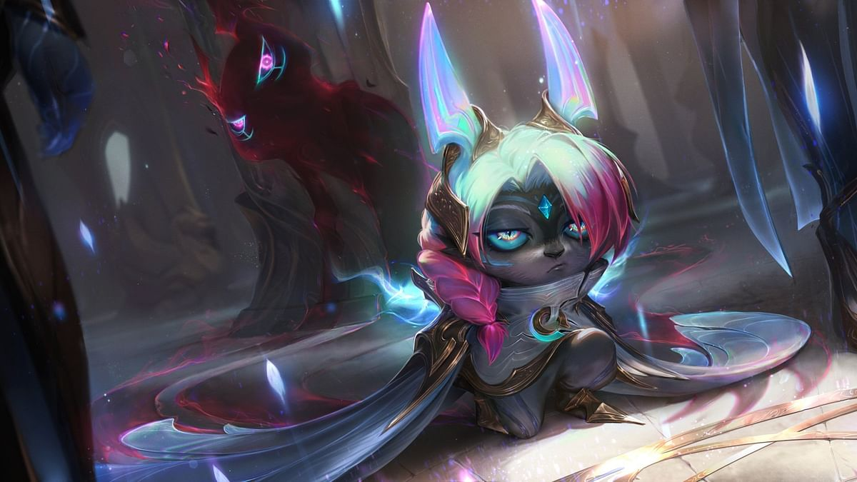 League of Legends Night and Dawn 2021
