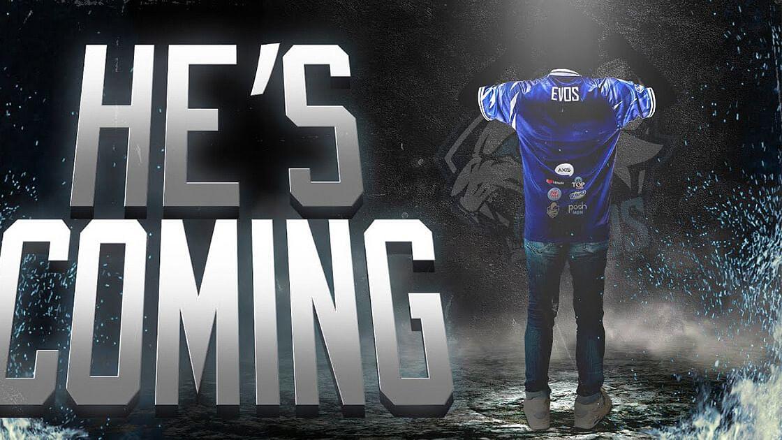 EVOS Legends Confirms Luminaire's Return in the MPL ID Season 8