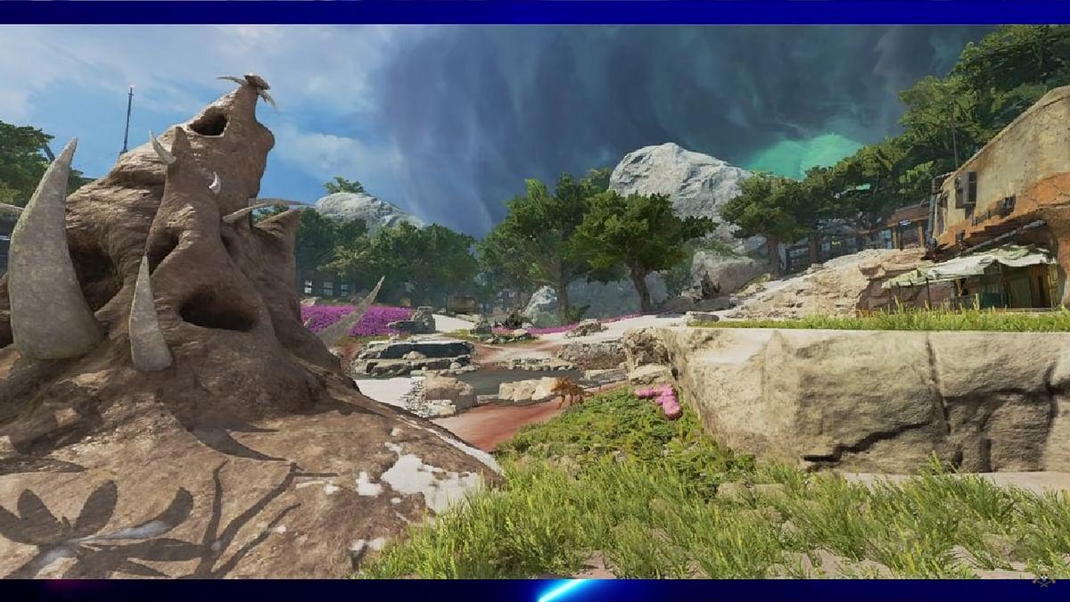 Apex Legends Tropic Island