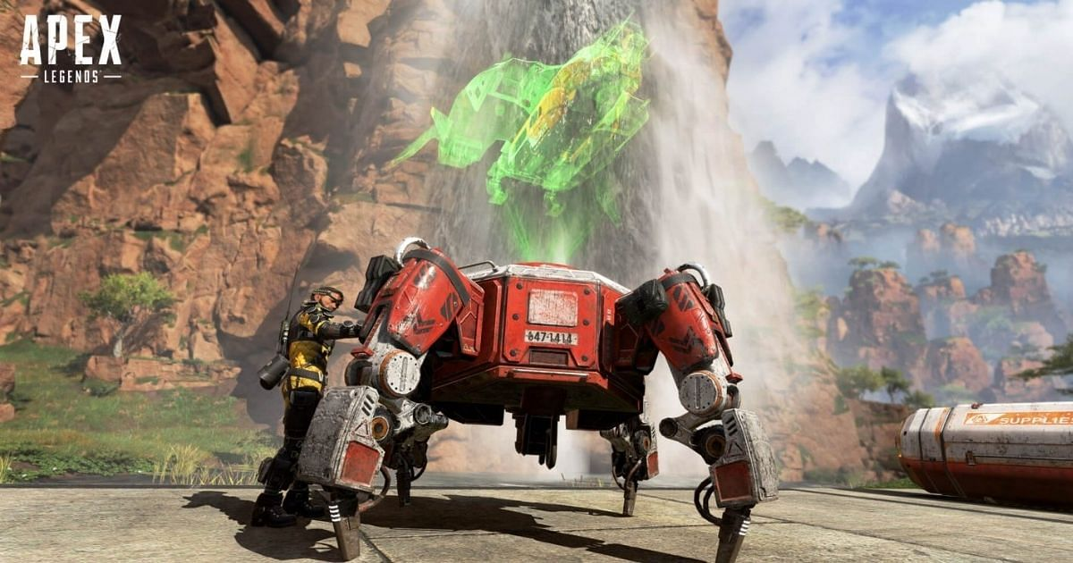 Apex Legends Mobile's beta test is live in Latin America.