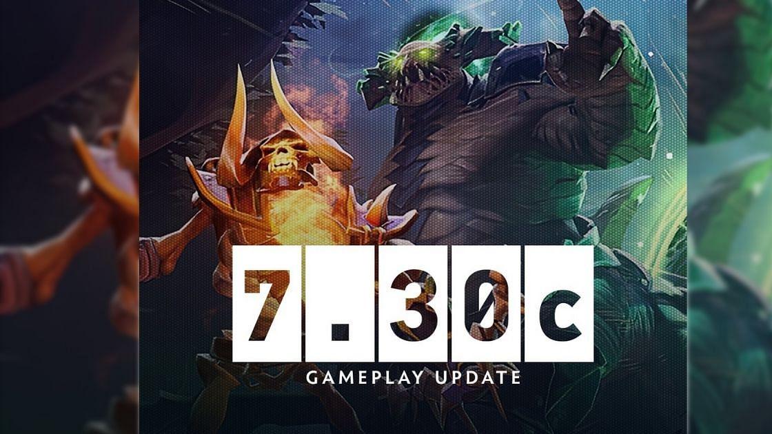 Dota patch 7.30c is live