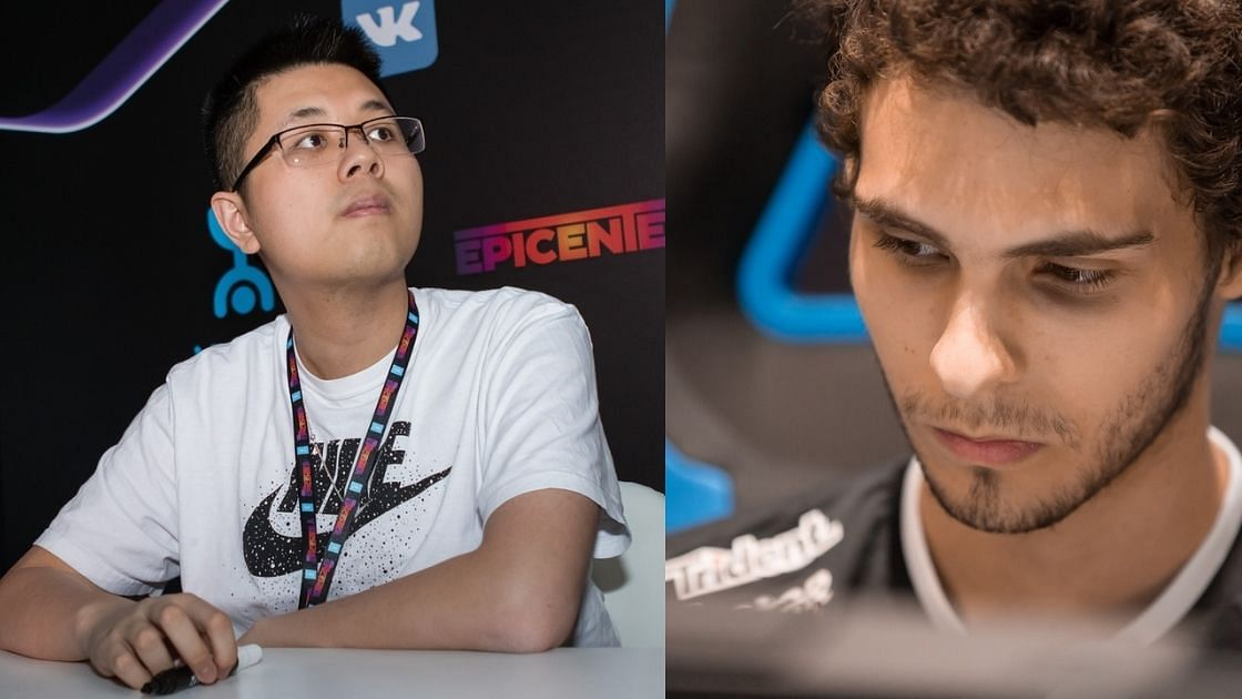 EternaLEnVy was involved in yet another Dota 2 drama