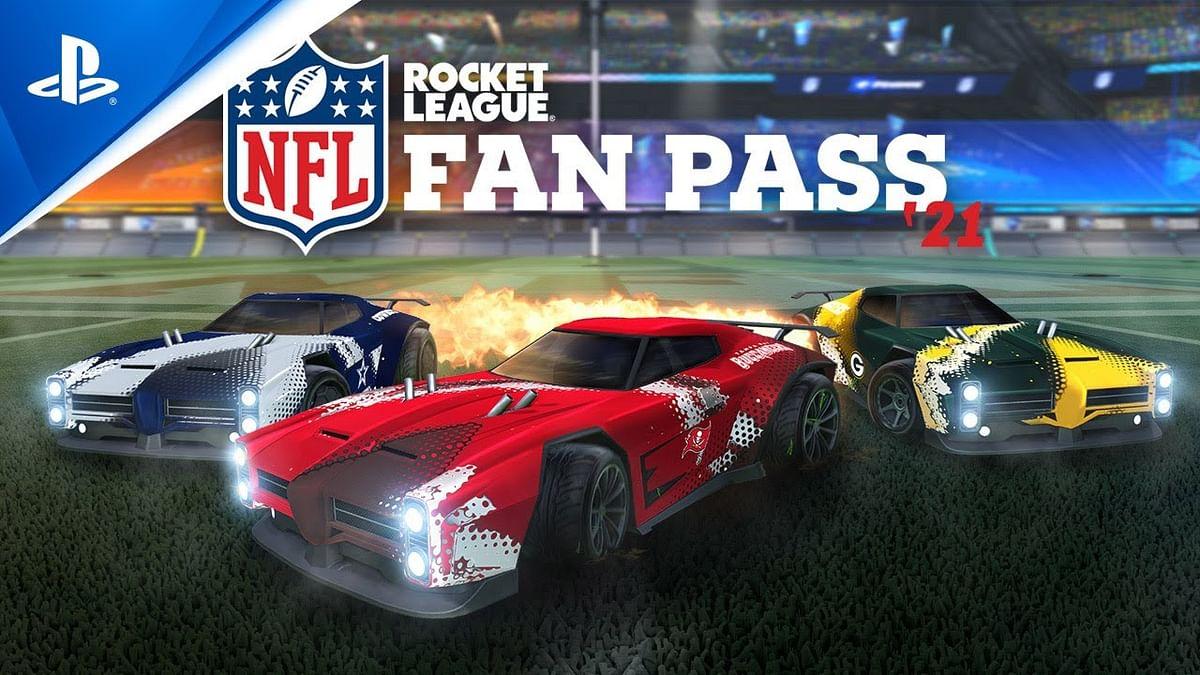 Rocket League x NFL