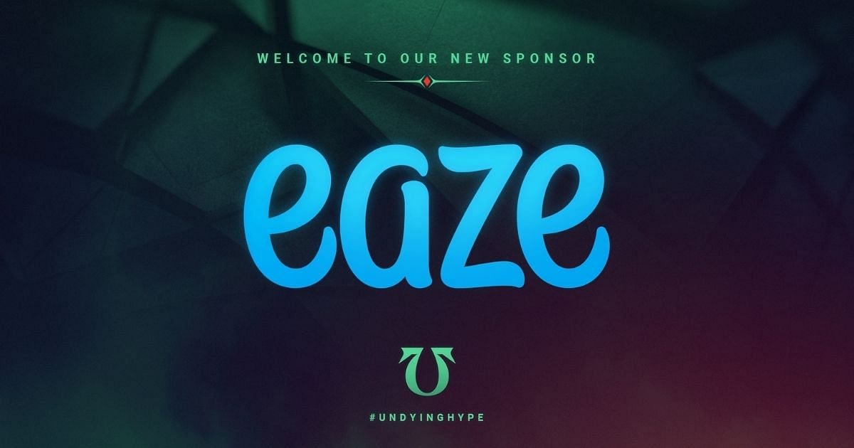 Team Undying partners with Eaze