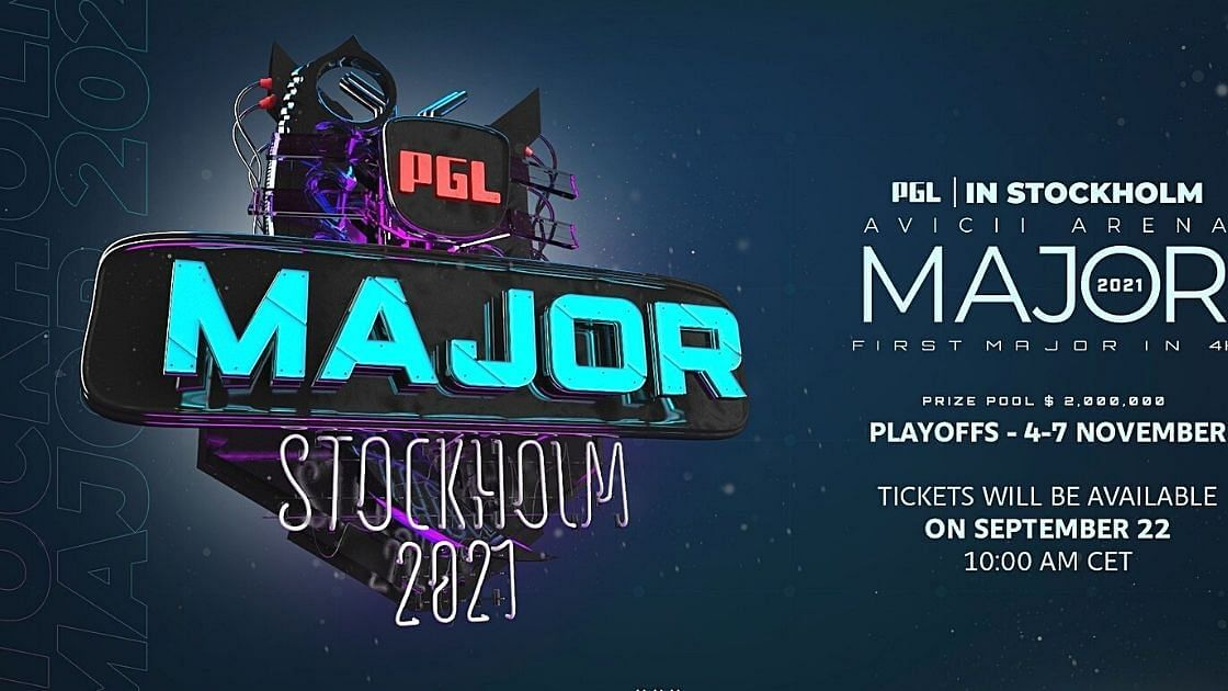 Stockholm to Receive Its First CS:GO Major as PGL Confirms Event Location