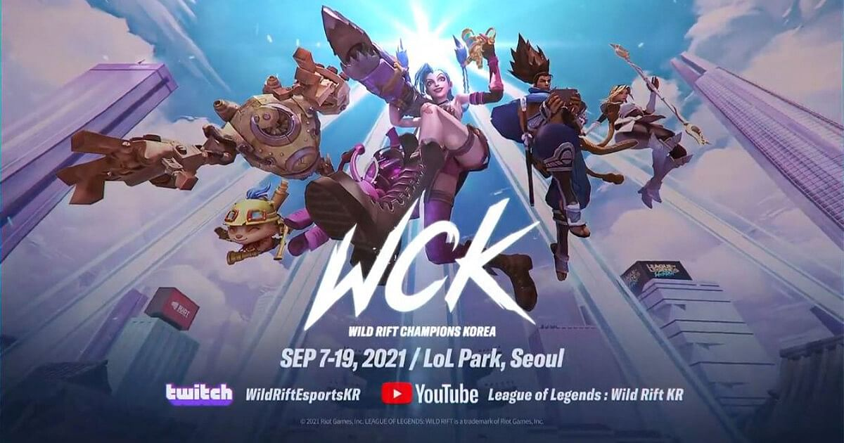 Wild Rift Champions Korea 2021: Teams, Format, Prize Pool, Where to Watch