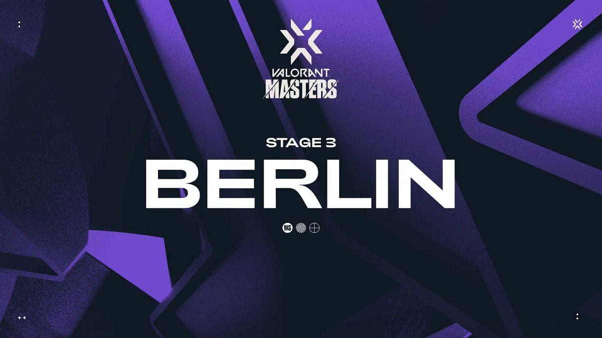 VALORANT Masters Berlin